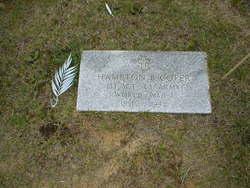 Sgt Hampton B. uncle Buck Cofer