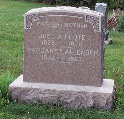 Margaret Park Foote <i>Green</i> Allender