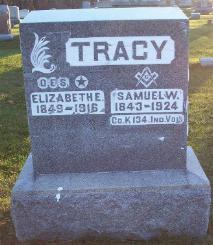 Elizabeth Ellen <i>Bozarth</i> Tracy
