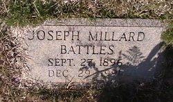 Joseph Millard Battles