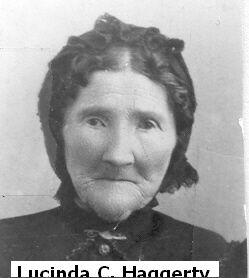 Lucinda Catherine <i>Haggerty</i> Ayers-Petty