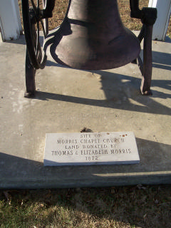 Morris Chapel Cemetery