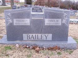 Freeman Bailey