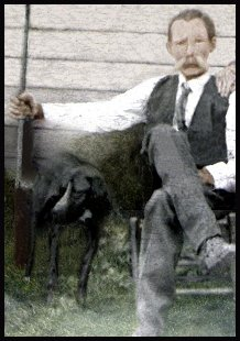 David Edward Nelson (Nels) Meadows