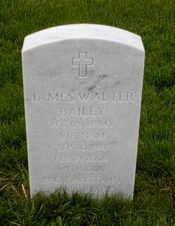 James Walter Bailey