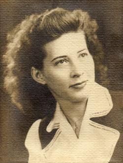Josephine Vlasta <i>Skopek</i> Bonham