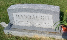 Fannie Belle <i>Fitz</i> Harbaugh