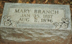 Mary <i>Farthing</i> Branch