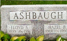 Hazel Clark <i>Burgwin</i> Ashbaugh