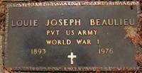 Louie Joseph Beaulieu