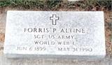 Forris P Altine