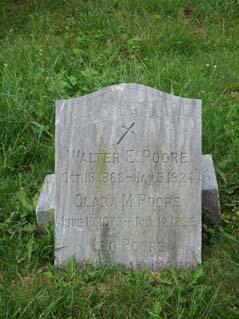 Elias Walter Walter Poore