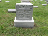 Edna M. <i>Waltz</i> Applegate