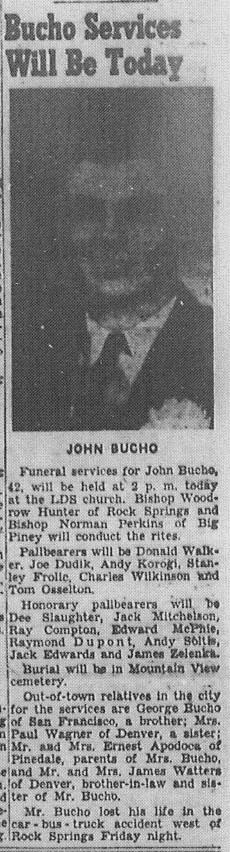 John Bucho