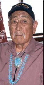 Willie Kesoli Navajo Code Talker Begay
