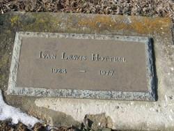 Ivan Lewis Hottell