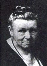 Grietje <i>Vandenberg</i> Donselaar