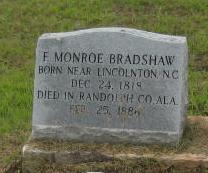 Field Monroe Bradshaw