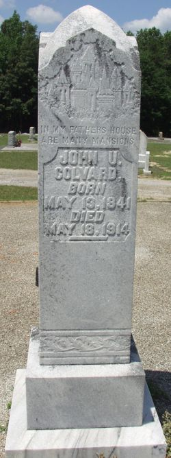 John Usry Colvard