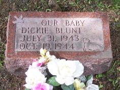 Dickie Blunt