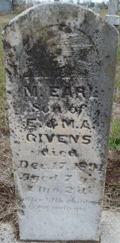 M. Earl Givens