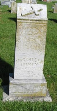 Magdalene Diebold Dumey