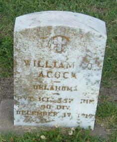 William O Acock