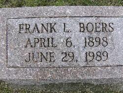 Frank Louis Boers