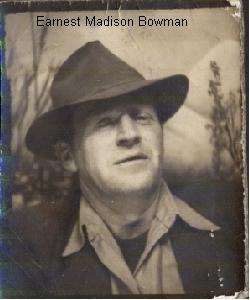 Ernest Madison Bowman