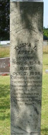 Elisha Lee Apple