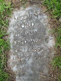 Melvin Ford