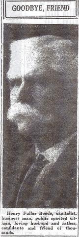 Henry Fuller Beede