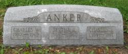 Bertha A Anker