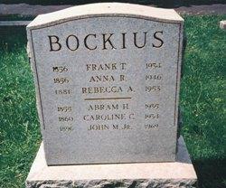 Caroline G. Carrie Bockius