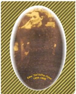 Edna Amelia Sis <i>Salter</i> Yates