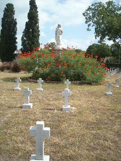 Sisters of Divine Providence Cemetery