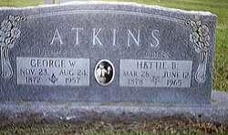 Hettie Belle <i>Coble</i> Atkins