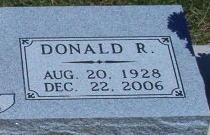 Donald R. Adams