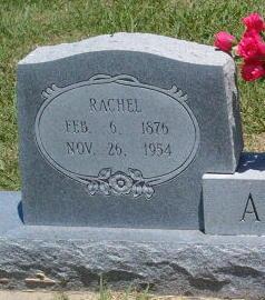 Rachel Matilda <i>Henderson</i> Adams