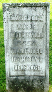 Margaret Peggy <i>Amyx</i> Taylor
