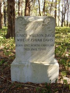Eunice <i>Willson</i> Davis