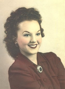 Marguerite Pansy <i>Dubel</i> Adamson