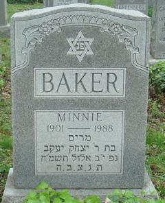 Minnie Baker