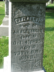 Elizabeth Malone Alexander