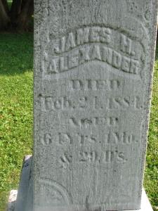James Harvey Alexander