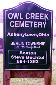 Owl Creek Church of the Brethren Cemetery