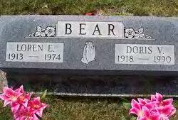 Doris V. <i>Kissack</i> Bear