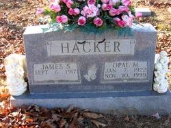 James Sidney Douglas Hacker