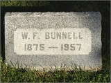 Walter Fred Fred Bunnell
