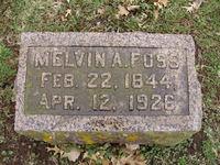 Melvin Allan Foss